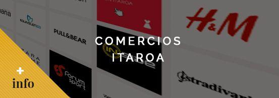 Listado de comercios de Itaroa