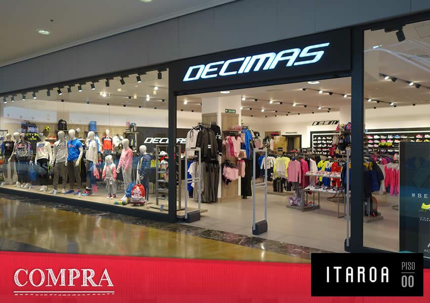 Decimas Centro Comercial Itaroa