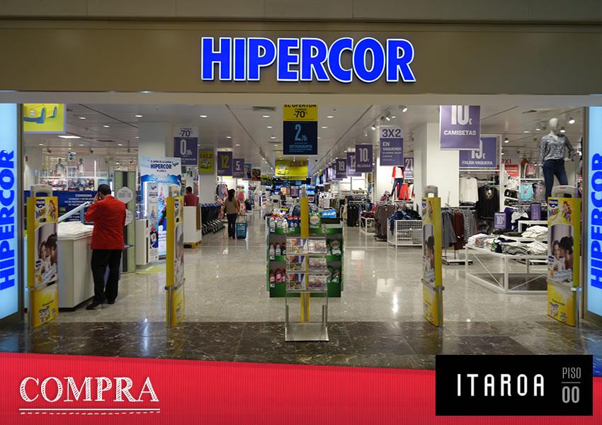 Hipercor Centro Comercial Itaroa