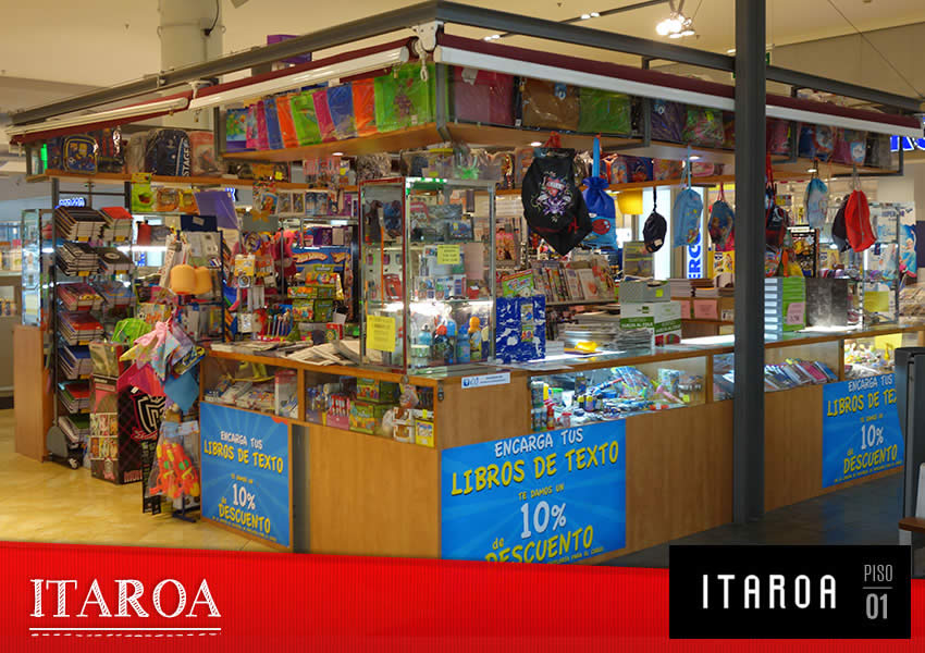 Kiosko Itaroa