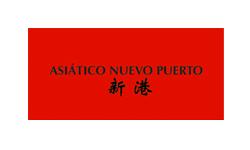 Asiático Nuevo Puerto