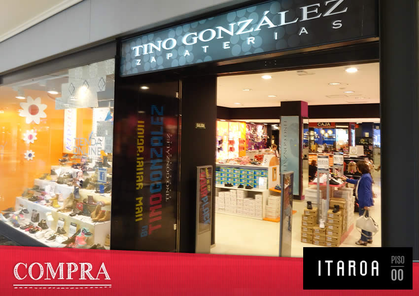 Tino Centro Comercial Itaroa Tino Centro Comercial Tino Gonzalez Gonzalez Centro Gonzalez Itaroa 8NnX0wPOk