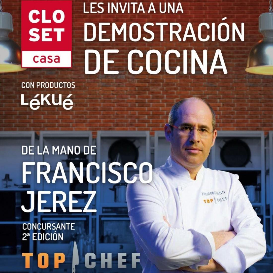 top chef closet