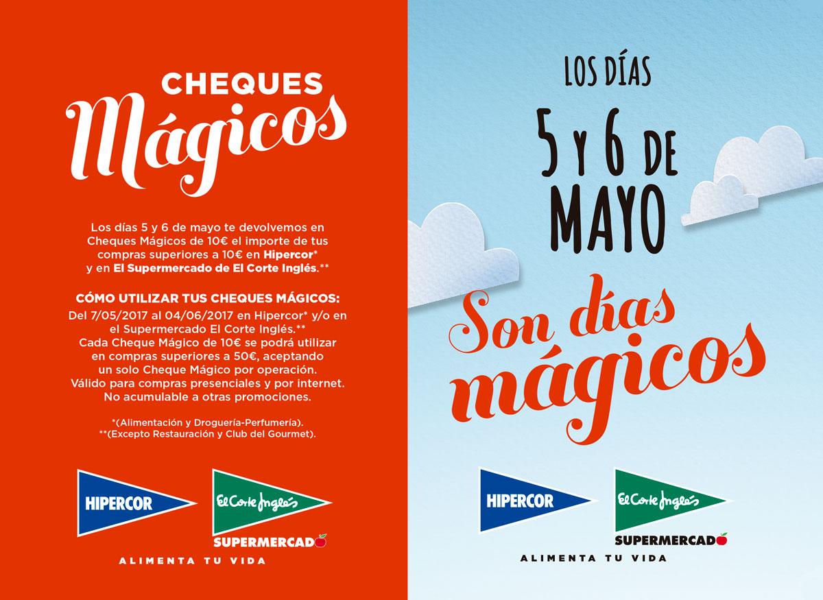 CHEQUES MÁGICOS
