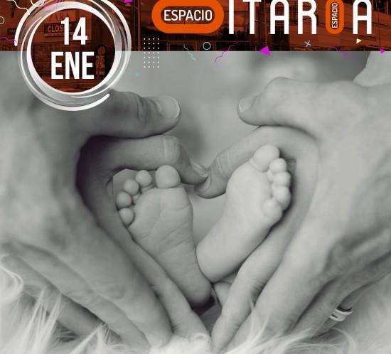 14 ENERO taller masaje para bebes