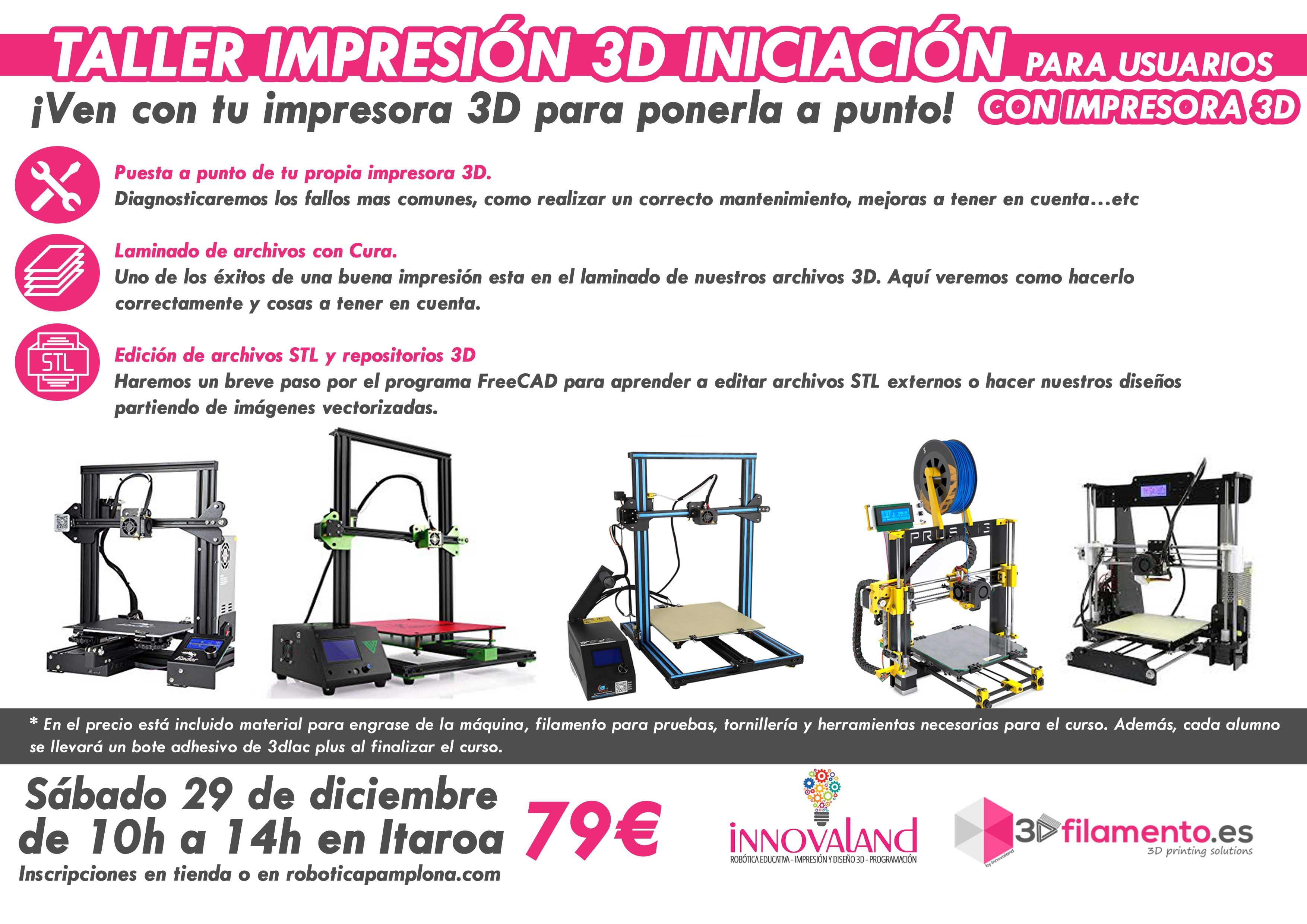 IMRPESION 3D 2018