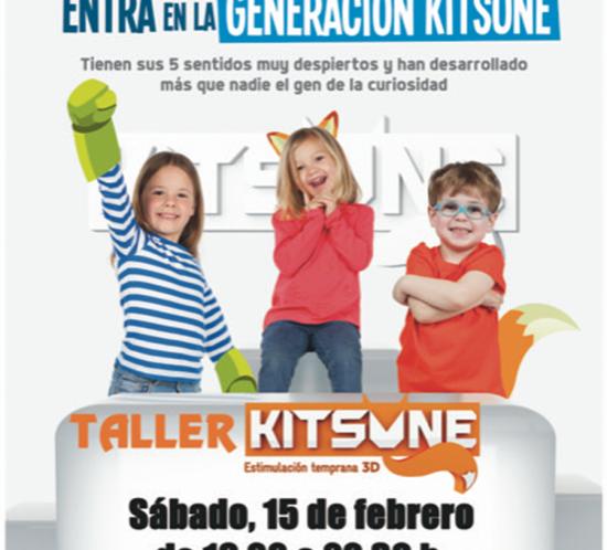 KITSUNE-TALLER